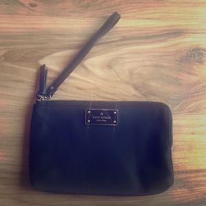 Kate Spade Wristlet Wallet ~ Black